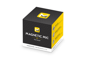 Magnetic Mic microphone hangup