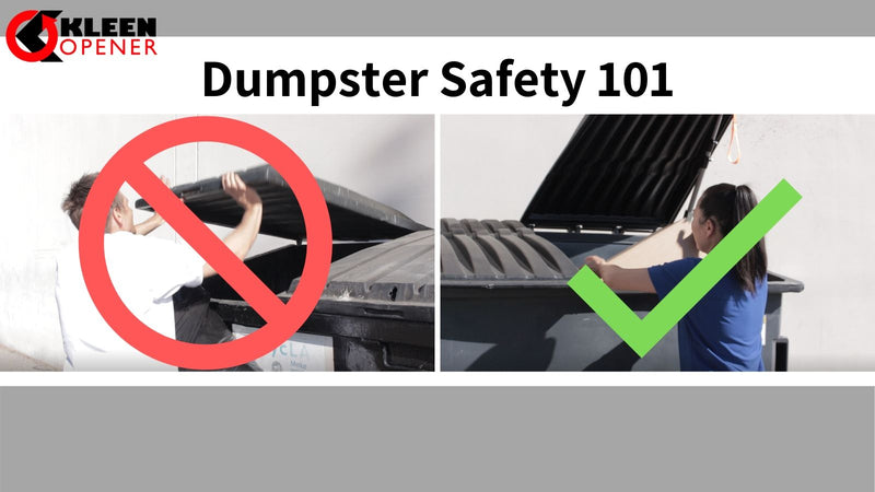 Dumpster Safety 101: What You Need to Know About These Bulky Bins