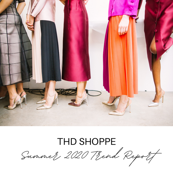 THD Shoppe Summer 2020 Trend Report!