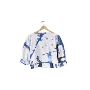 CUT FROM THE SAME CLOTH Shibori Sweatshirt