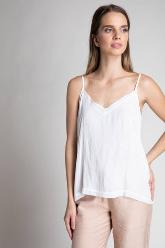 GRADE & GATHER Spaghetti Strap Camisole
