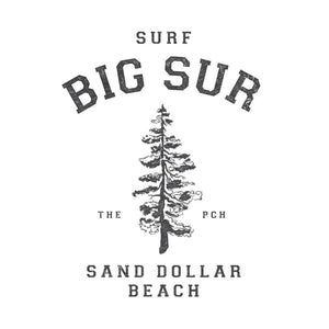HABILIS SUPPLY CO. Big Sur T-Shirt