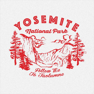 HABILIS SUPPLY CO. Yosemite T-Shirt