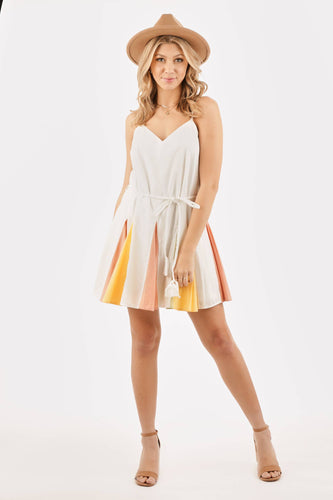 LOVERICHE Sunshine Mini Dress