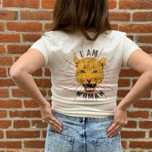 "Load image into Gallery viewer, PHILOMENA & RUTH ""I Am Woman"" T-Shirt"