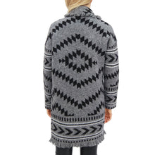 Load image into Gallery viewer, RD STYLE Isabelle Belted Knit Sweater Coat