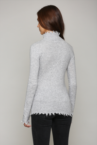 heather_grey_cashmere_blend_distressed_hem_turtleneck_sweater_THDShoppe_3