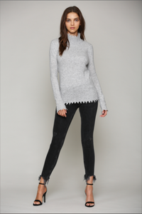 heather_grey_cashmere_blend_distressed_hem_turtleneck_sweater_THDShoppe_4