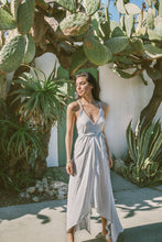Load image into Gallery viewer, THE HANDLOOM Sage Maxi Dress