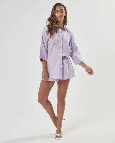 CHARLIE HOLIDAY Harlow Oversized Shirt