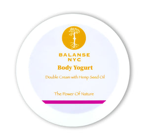 Balanse NYC Body Yoghurt