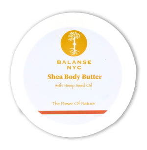 Balanse NYC Shea Body Butter