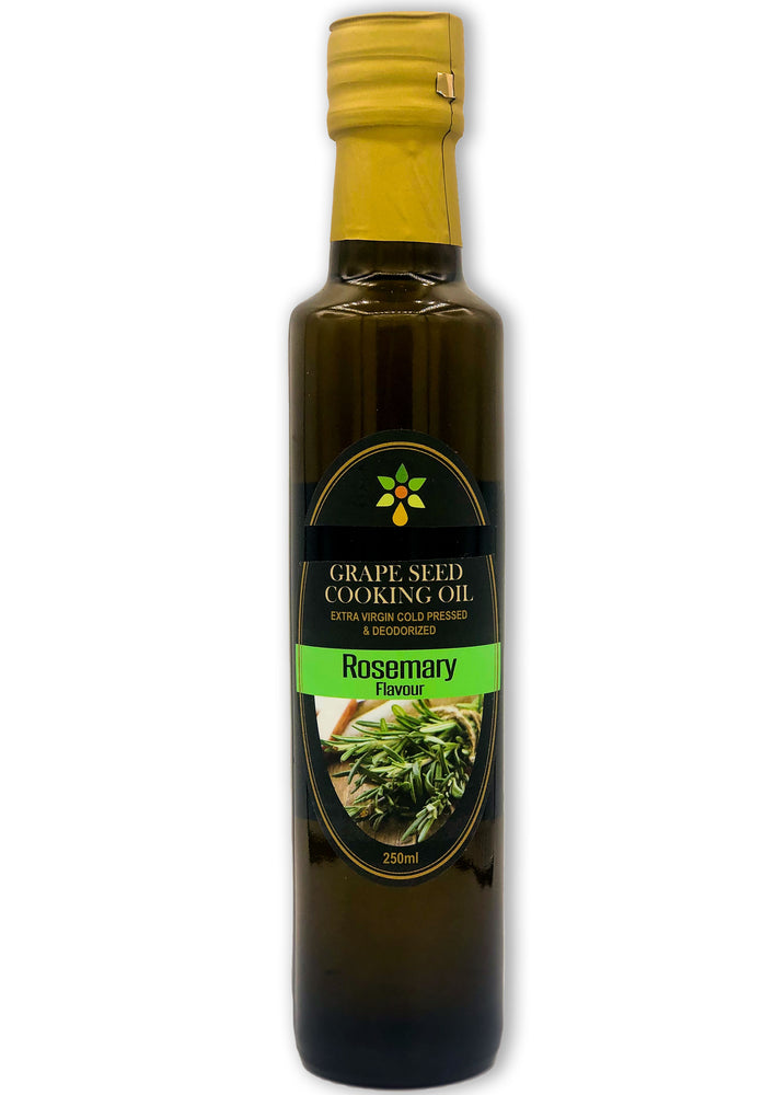 Grape Seed Oil Rosemary Flavor