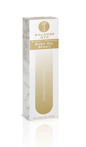 Body Oil Spray - Balanse NYC