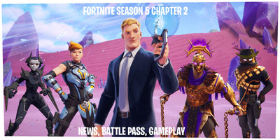 Fortnite Season 5 Chapter 2: News, Battle Pass, Gameplay