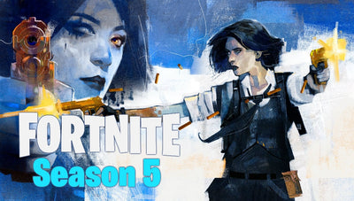 When Does Fortnite Chapter 2 Season 5 End?