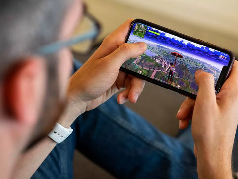 Fortnite iOS Apple