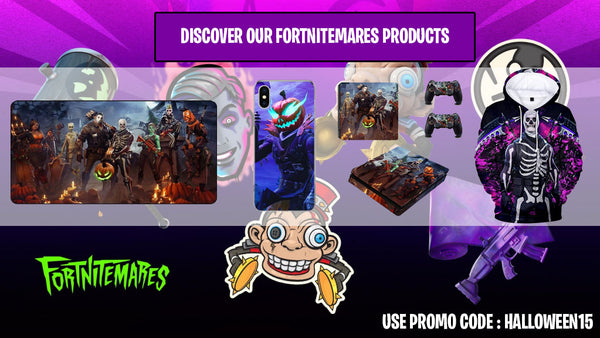 Fortnite Shop Fortnitemares