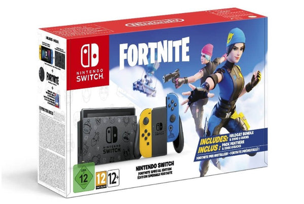Fortnite Switch Limited Edition
