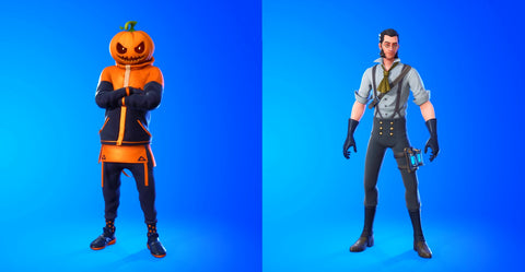 Fortnitemares The Good Doctor and Punk