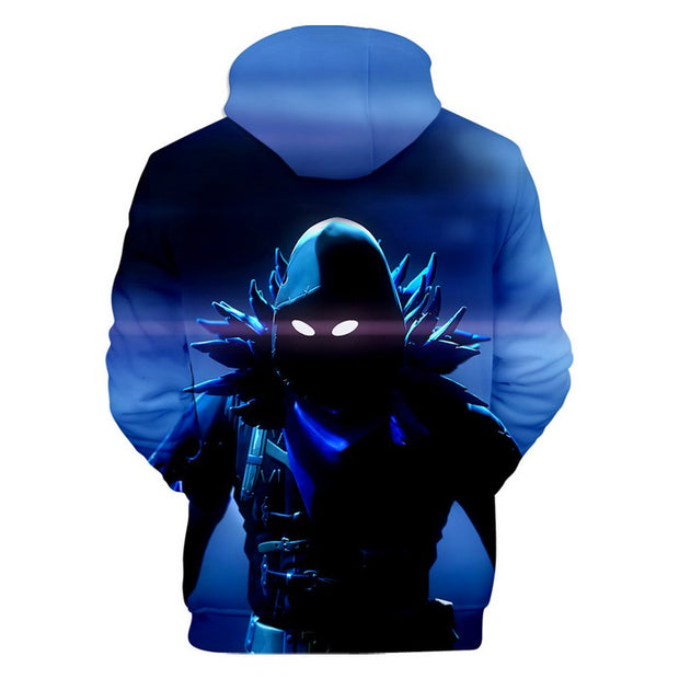 Fortnite Hoodie Mighty Raven