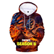 Kids Fortnite Hoodie The Prisoner