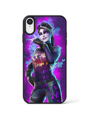 Fortnite iPhone Case Dark Bomber