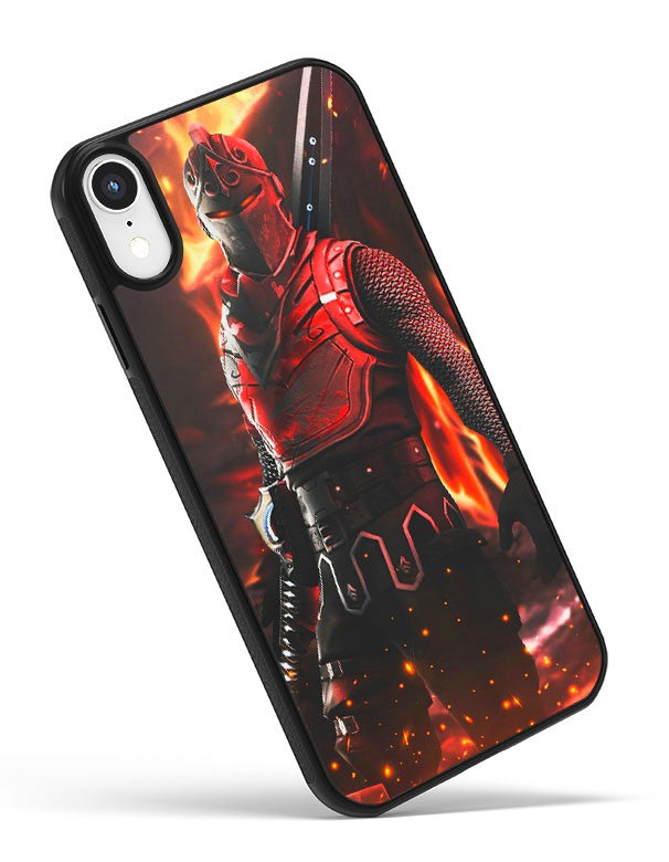 Fortnite iPhone case Black Knight