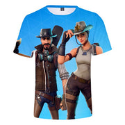 Fortnite T Shirt Boys