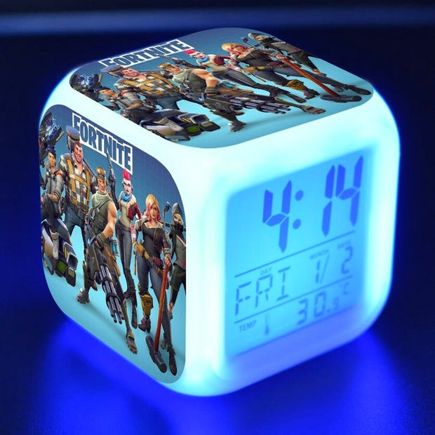 Fortnite Alarm Clock Protect The World