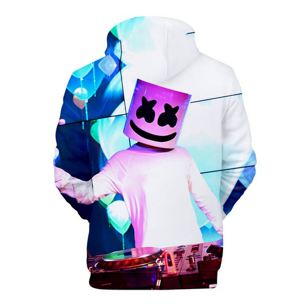 Fortnite sweatshirt Dj Marshmello