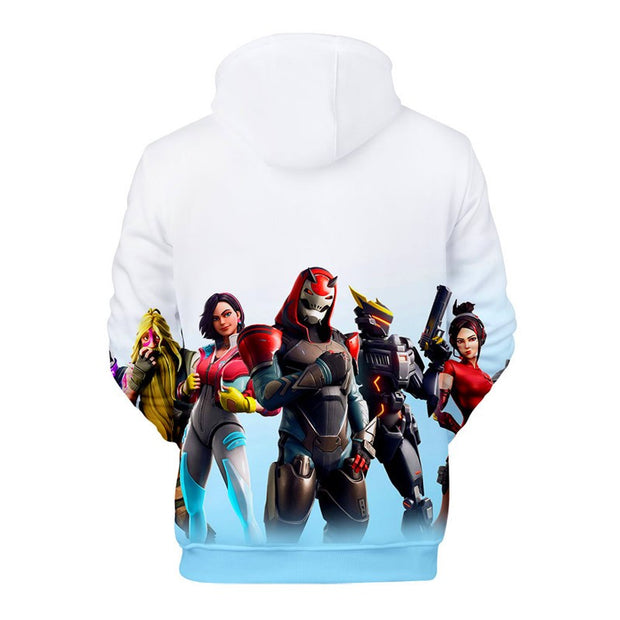 Fortnite hoodie boys Season 9