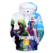 Fortnite hoodie girl Remedy vs Toxin