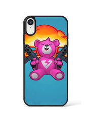 Fortnite iPhone Case Cuddle Team Leader