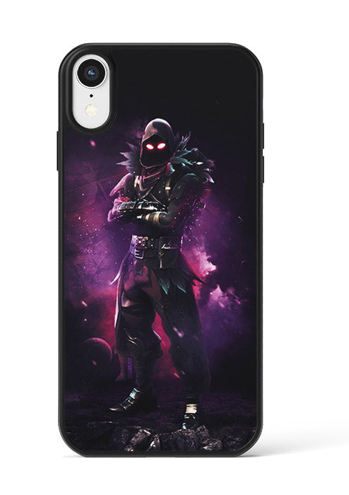 Fortnite iPhone case Dark Raven