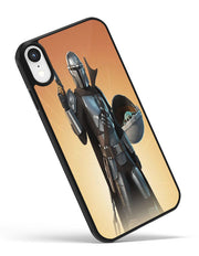 Fortnite iPhone case The Mandalorian