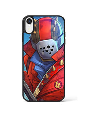 Fortnite iPhone Case Rust Lord