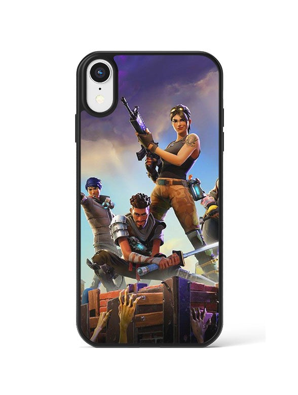 Fortnite iPhone case Save The World