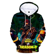 Fortnite Merch Hoodie BlackHeart