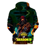 Fortnite merch Hoodies BlackHeart