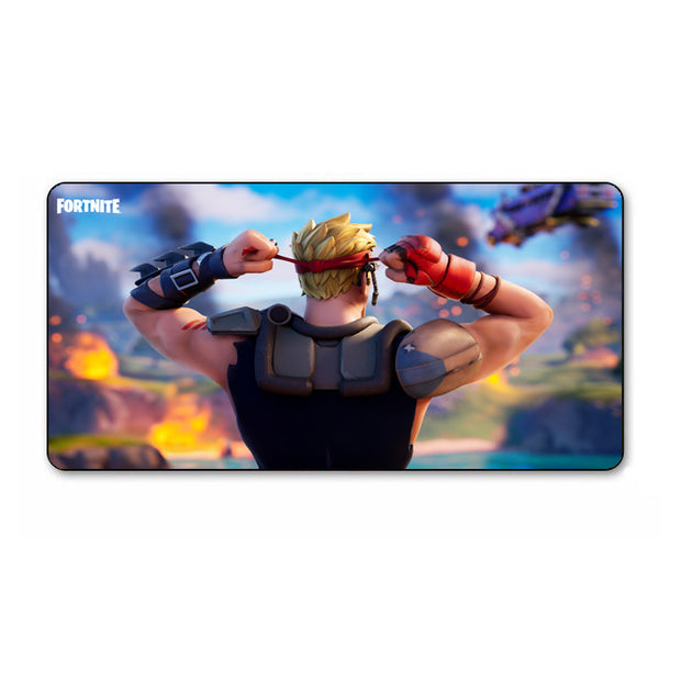 Best Fortnite Mouse Pad with Agent Jones