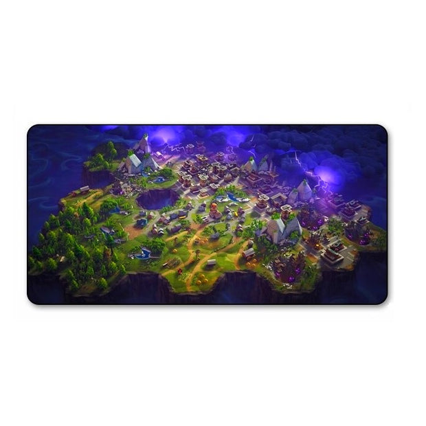 Fortnite Gaming Mouse Pad BattleField