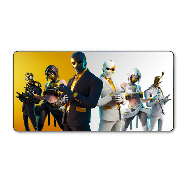 Gaming mouse pad for Fortnite Double Agent