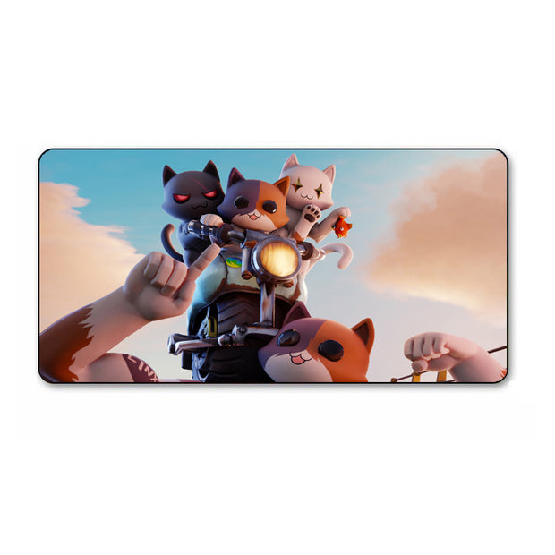Fortnite Mousepad Kit and Meowscles