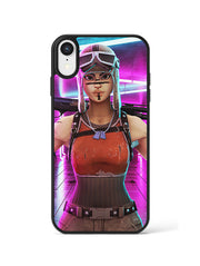 Fortnite iphone case renegade raider