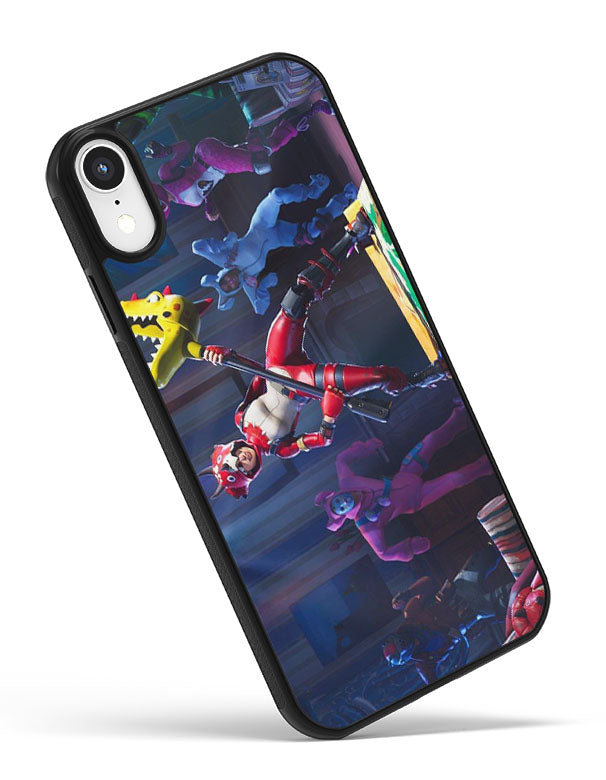 Fortnite iPhone cases Tricera Ops