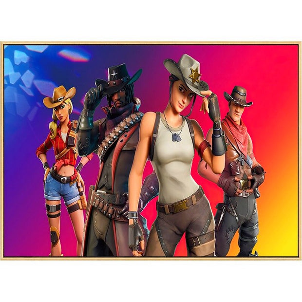 Fortnite Poster Party Royale
