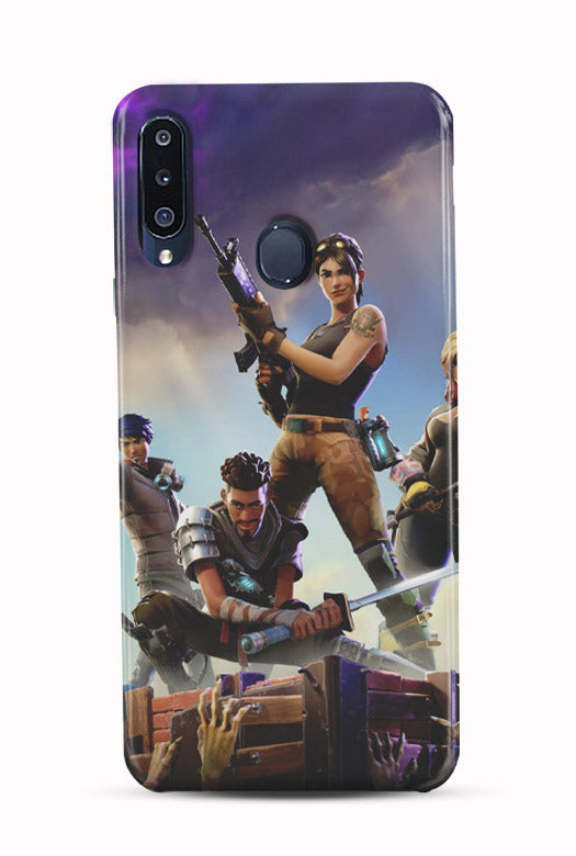 Fortnite Phone Case Samsung Save The World