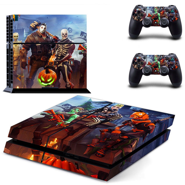 Fortnite Halloween stickers