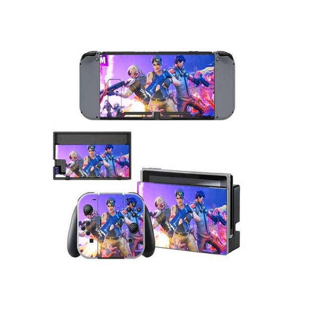 Fortnite Stickers Nintendo Switch Save The World